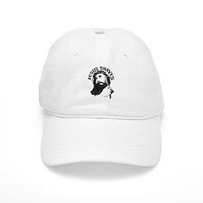 Jesus Shaves BkBk Baseball Cap