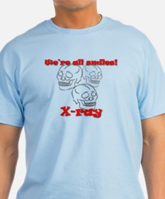 "X-Ray ""We're All Smiles"" T-Shirt"