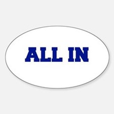 All In Decal