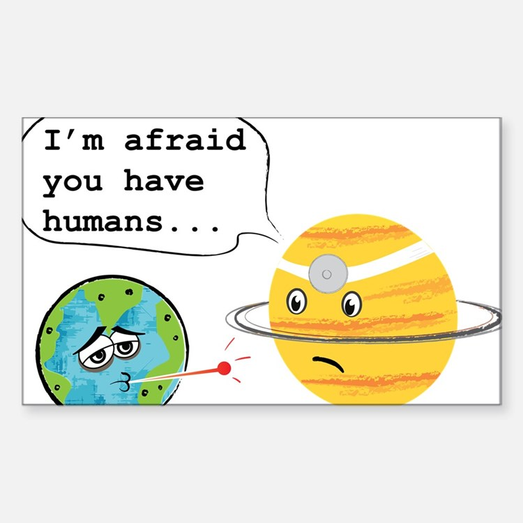 Humans... Decal