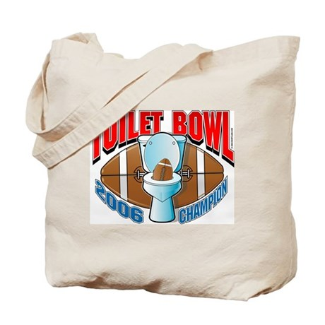 2006 FFL Toilet Bowl Champion Tote Bag