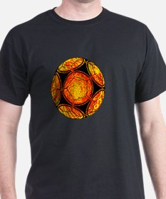 Cute Soccer ball america T-Shirt