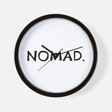 Nomad Wall Clock