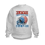 2006 Fantasy Football Champio Kids Sweatshirt