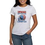 2006 Fantasy Football Champio Women's T-Shirt