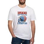 2006 Fantasy Football Champio Fitted T-Shirt