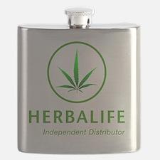 Unique Smoker Flask