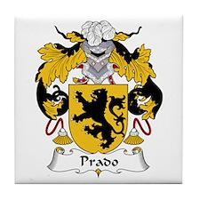 Prado Tile Coaster