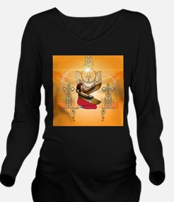 Isis Long Sleeve Maternity T-Shirt