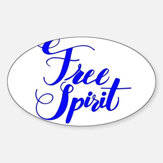 FREE SPIRIT Decal