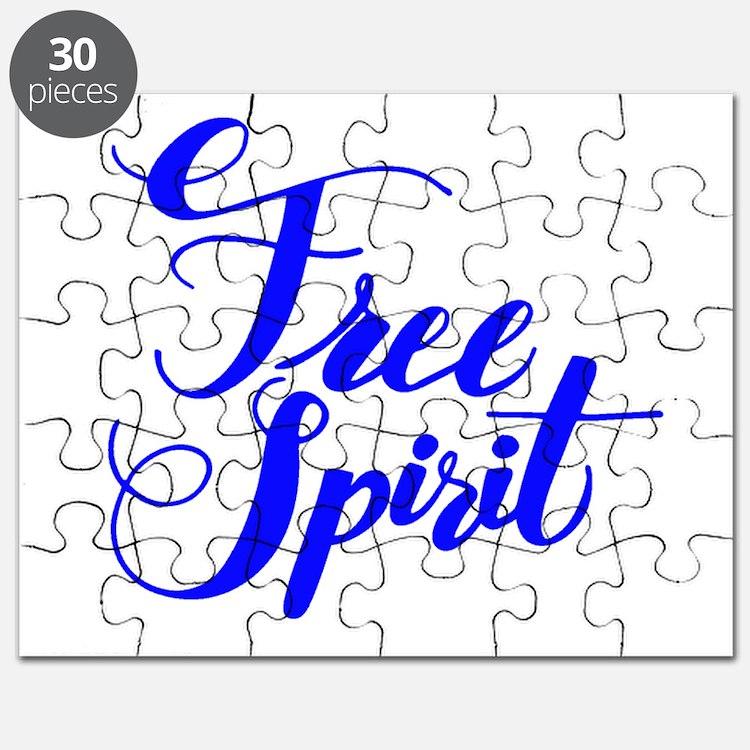 FREE SPIRIT Puzzle