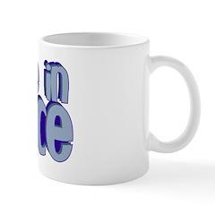 Believe in Science Mug
