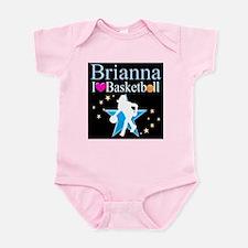 BASKETBALL PLAYER Infant Bodysuit