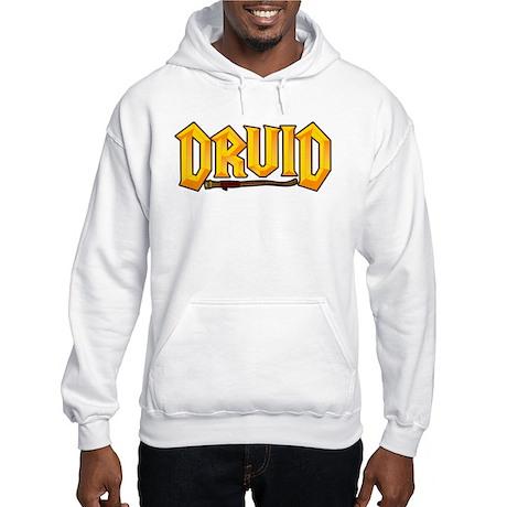 Druid @ eShirtLabs.Com Hooded Sweatshirt