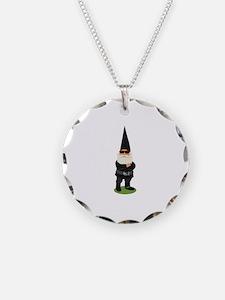 Biker Gnome Necklace