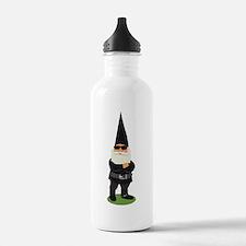 Biker Gnome Water Bottle