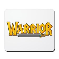 Warrior @ eShirtLabs.Com Mousepad