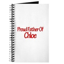 Proud Father of Chloe Journal