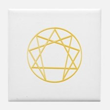 Gurdjieffs Anneagram Tile Coaster