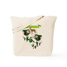 Springboks Rugby Team Tote Bag