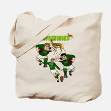 Springboks Rugby Team Tote Bag