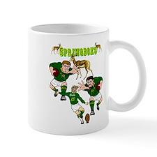 Springboks Rugby Team Mug