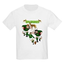 Springboks Rugby Team T-Shirt