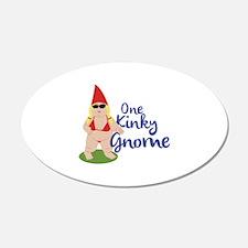 Kinky Gnome Wall Decal