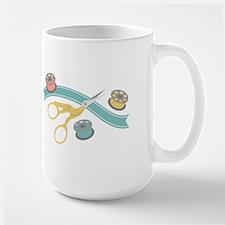 Sewing Notions Mugs