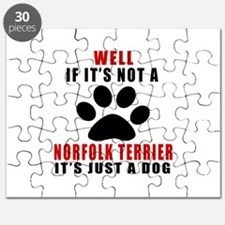 If It Is Not Norfolk Terrier Dog Puzzle