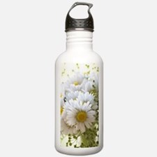 Bouquet of daisies in Water Bottle