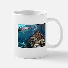 Sharky Shipwreck Mugs