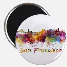 I Love San Francisco Magnets