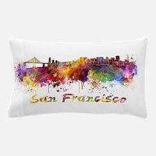 I Love San Francisco Pillow Case