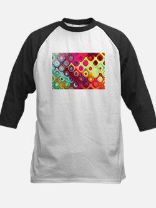 Megafunky Rainbow patterns Baseball Jersey
