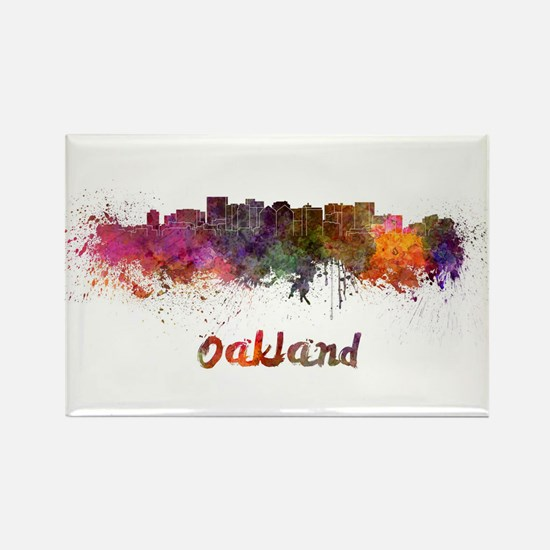 I Love Oakland Magnets