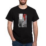 Lineman Mens Classic Dark T-Shirts