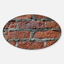 Old brick wall Decal
