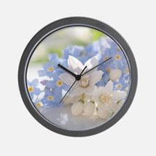 Lady and court Wall Clock
