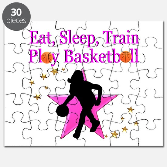 PLAY BASKETBALL Puzzle