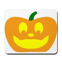 Happy Pumpkin Halloween Mousepad