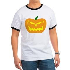 Scary Pumpkin Halloween T