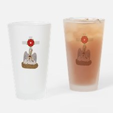 Esoteric Pelican Drinking Glass