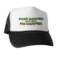 No Darfur 1.1 Trucker Hat