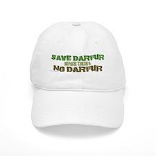 No Darfur 1.1 Baseball Cap