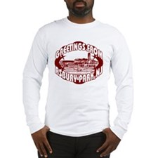 Greetings from Asbury Park Long Sleeve T-Shirt