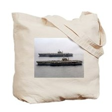 Kitty Hawk & Constellation Tote Bag