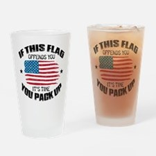 If this flag offends Drinking Glass