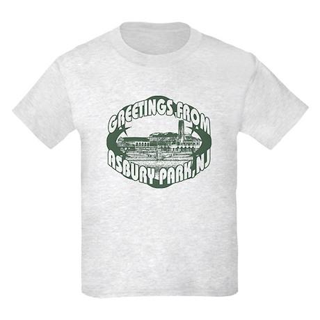 Asbury Park Green Kids Light T-Shirt