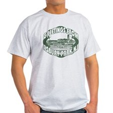 Asbury Park Green T-Shirt